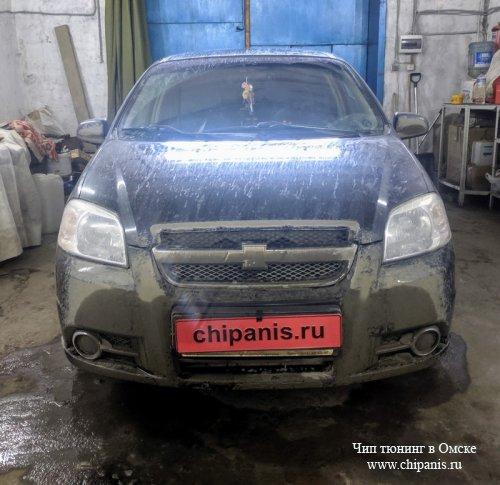 Чип-тюнинг Chevrolet Aveo