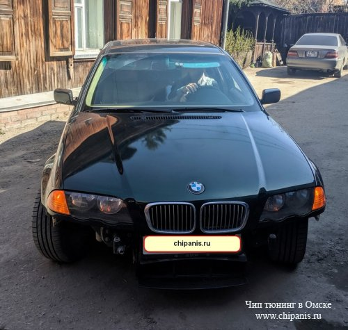 Чип тюнинг BMW E46